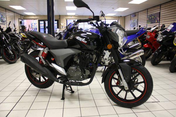 KSR Moto Code 125cc X 125 Naked 2018 BLACK