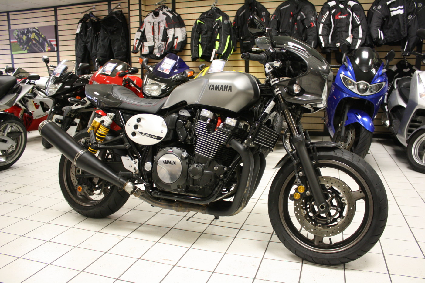 Yamaha XJR1300 1300cc Racer 60th Anniversary Naked