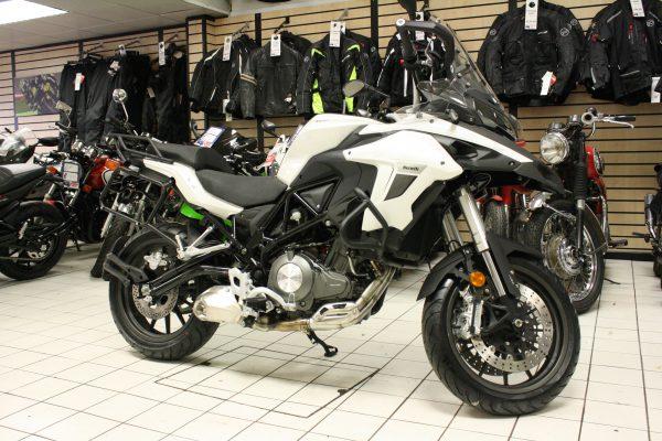 Benelli Trek 500cc 47 BHP A2 2020