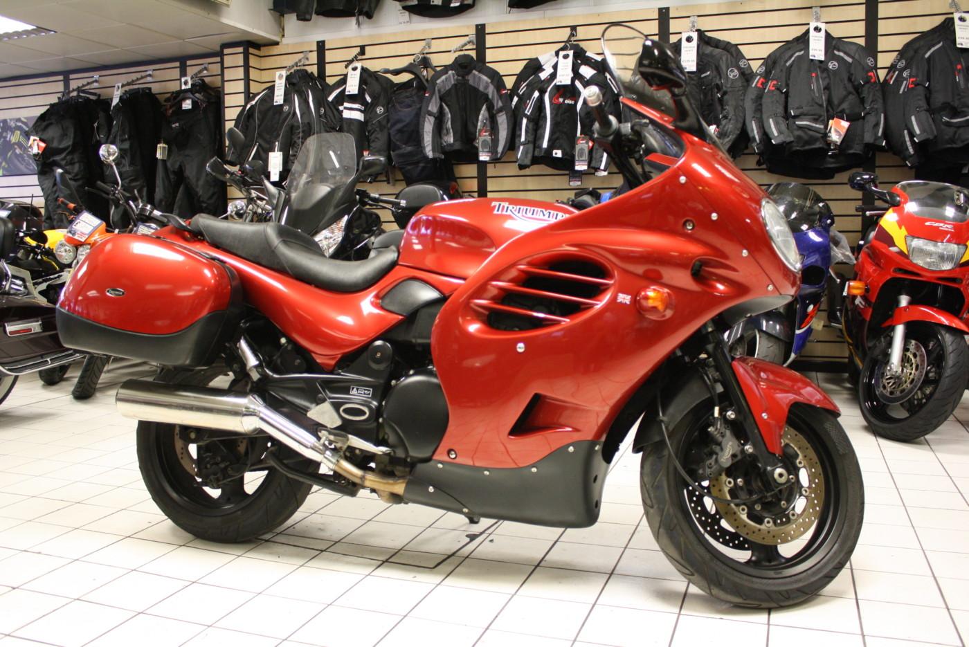Triumph T312 Trophy 1200 cc