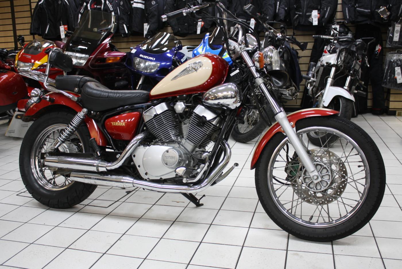 Yamaha XV250s Virago 250cc