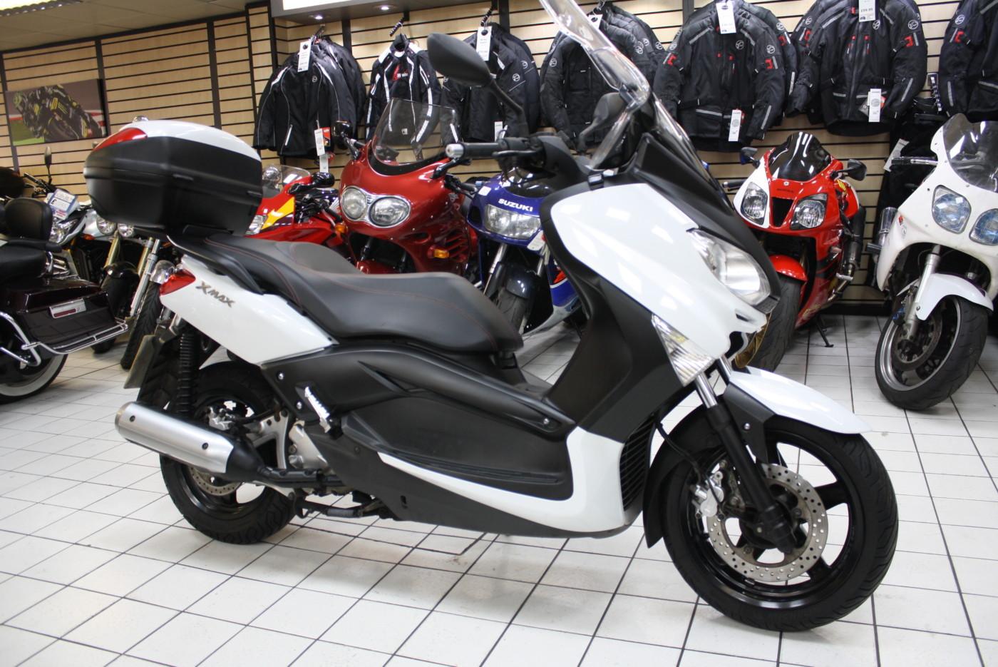 Yamaha YP250R X-MAX 250cc