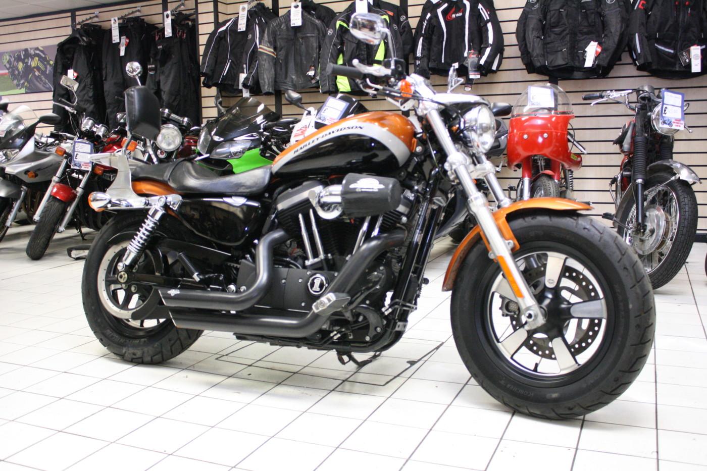 Harley-Davidson 1200 Sporster Custom ltd XL