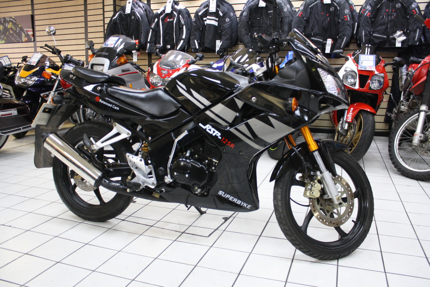 Superbyke RSP 125cc