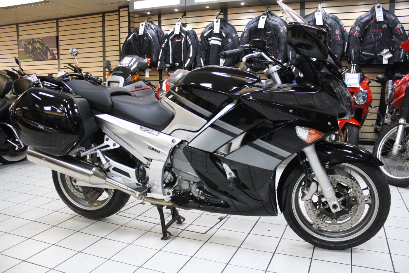 Yamaha FJR 1300 AS Auto Semi Automatic