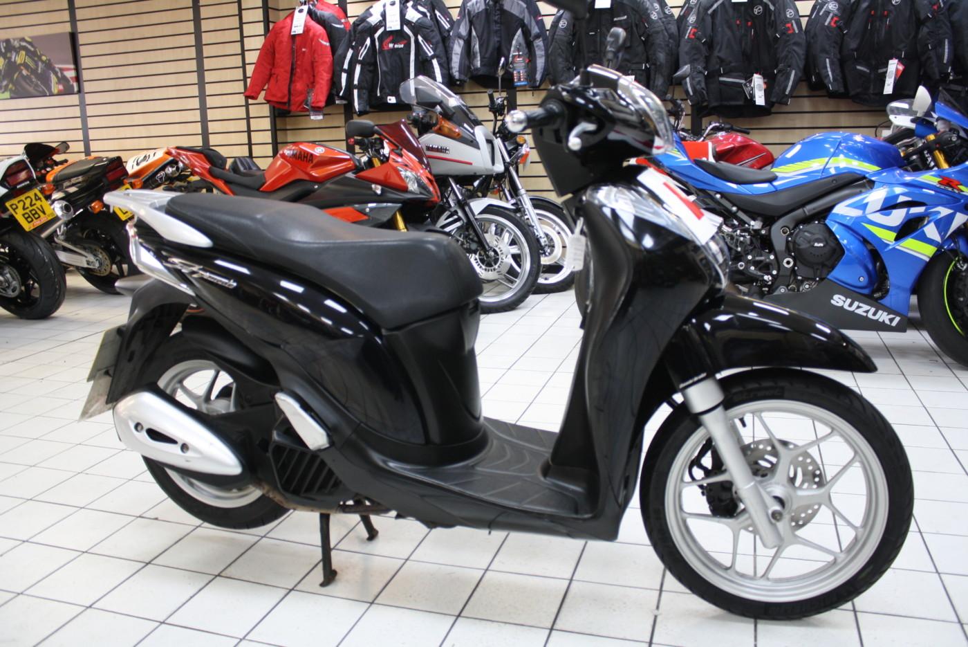 Honda SH125 ANC 125-E