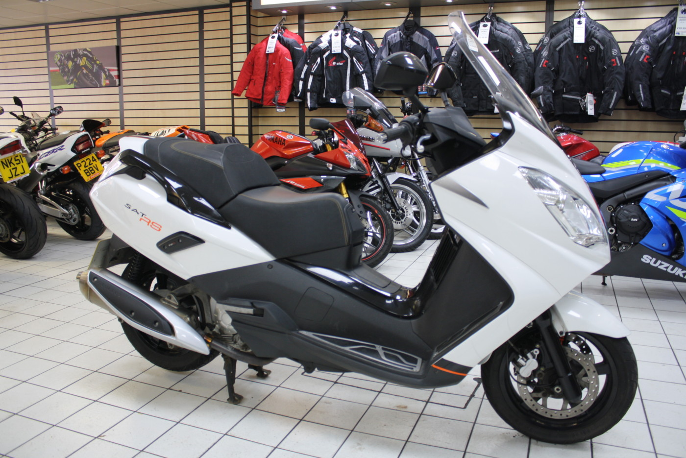 Peugeot Satelis 2 400cc RS