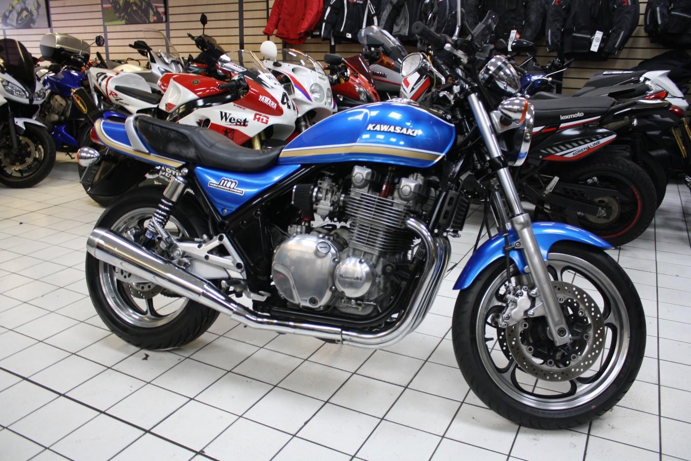 Kawasaki ZR1100 A1 Zephyr