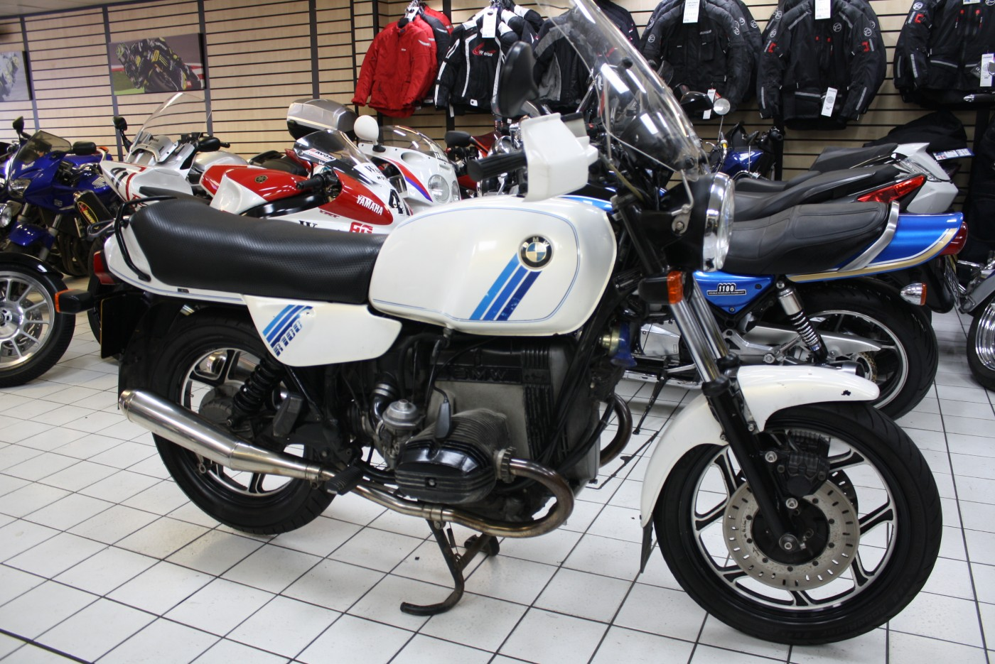 BMW R 100 RS Completely original!