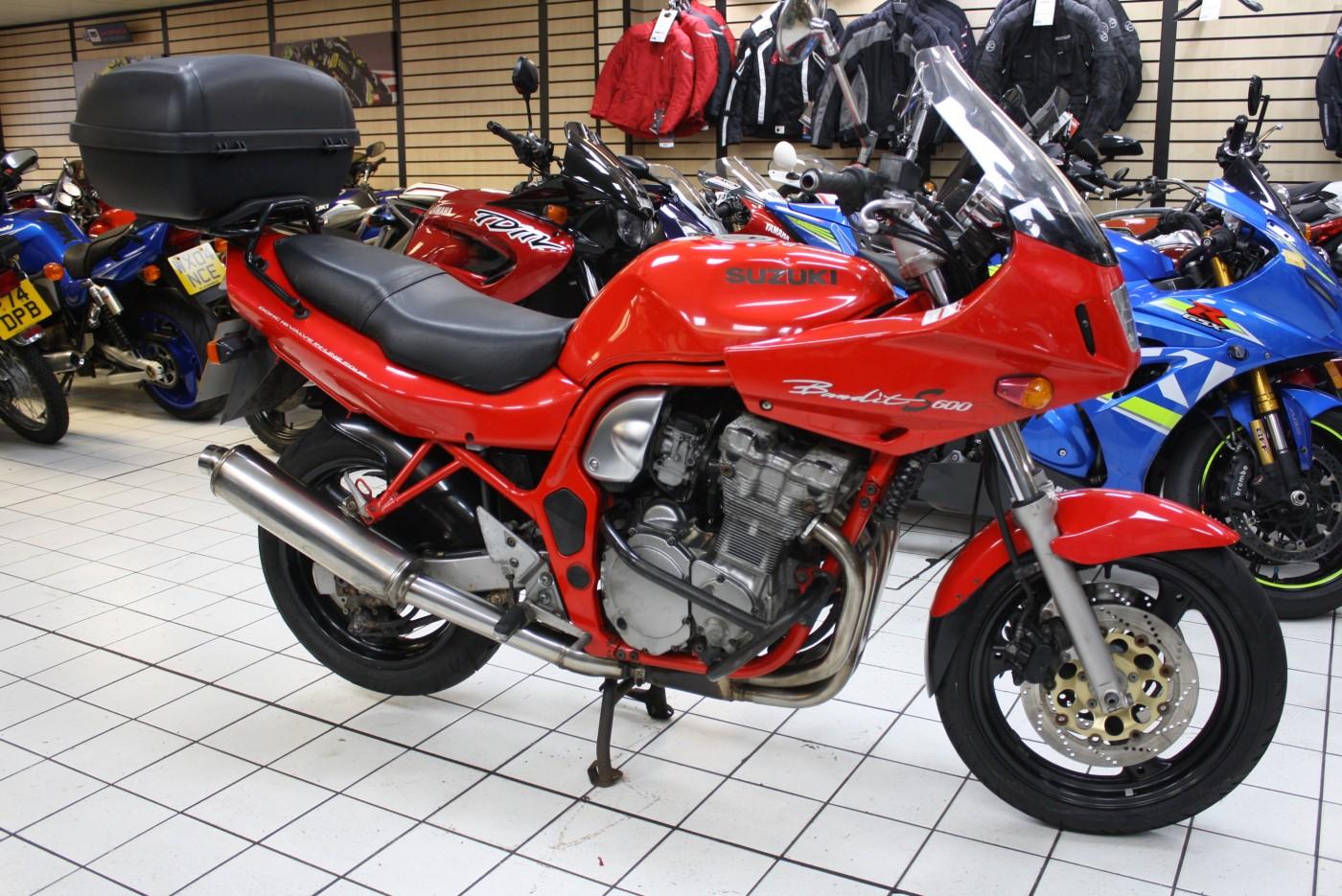 Suzuki GSF600 MK1 Bandit