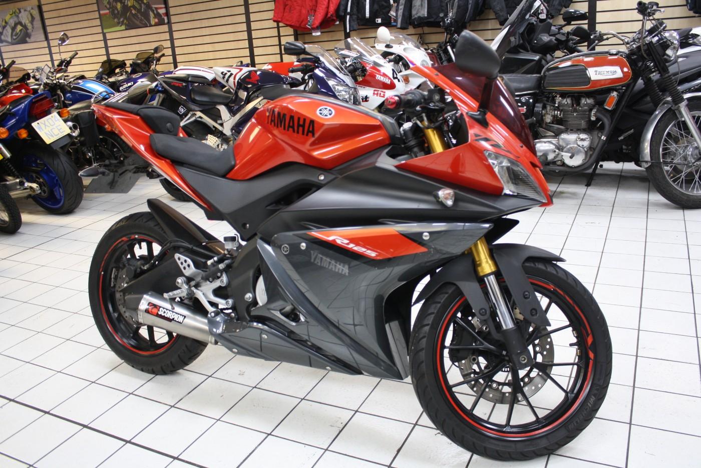 Yamaha YZF R 125cc ABS 2016