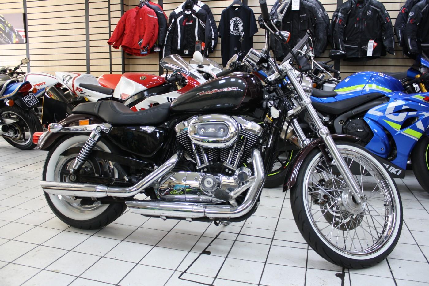 Harley-Davidson XL 1200 C CUSTOM SPORT 2006
