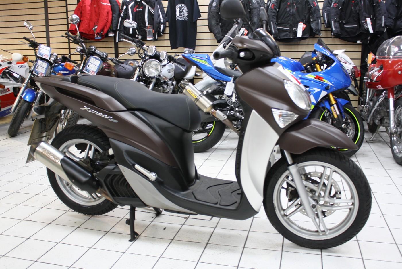Yamaha HW 125 XENTER 2015