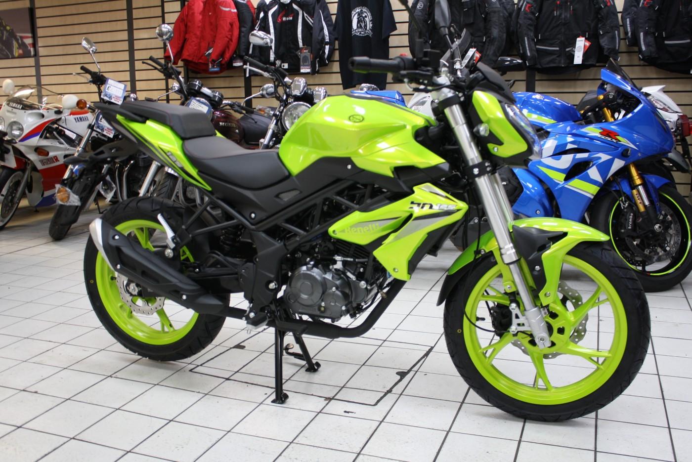 Benneli BN125 Green 2020
