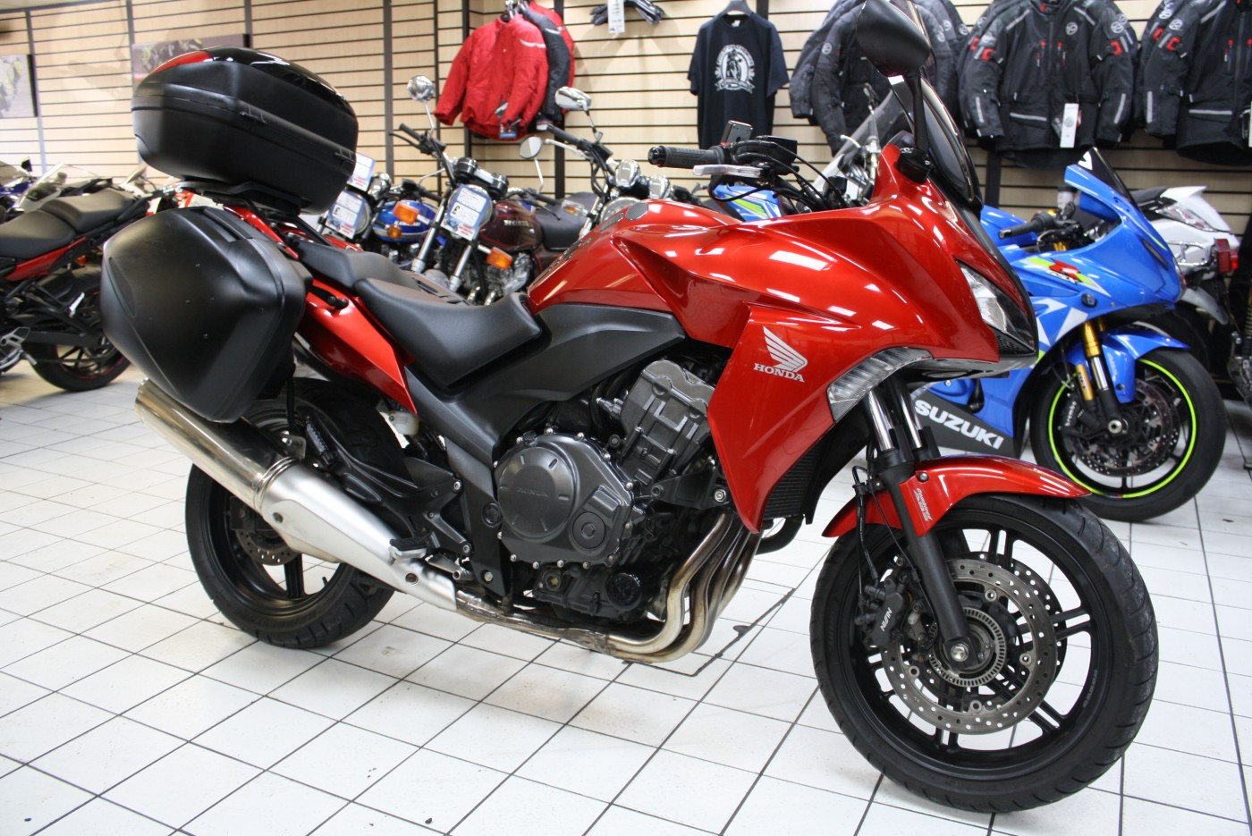Honda CBF 1000 Full Luggage 2014