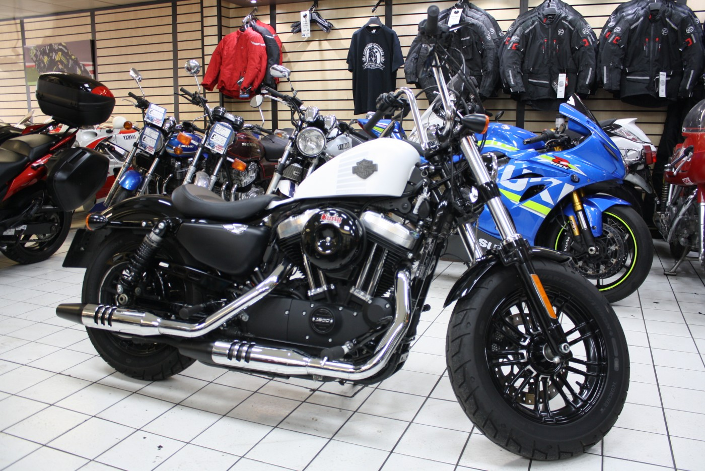 Harley-Davidson XL 1200 X FORTY EIGHT 17
