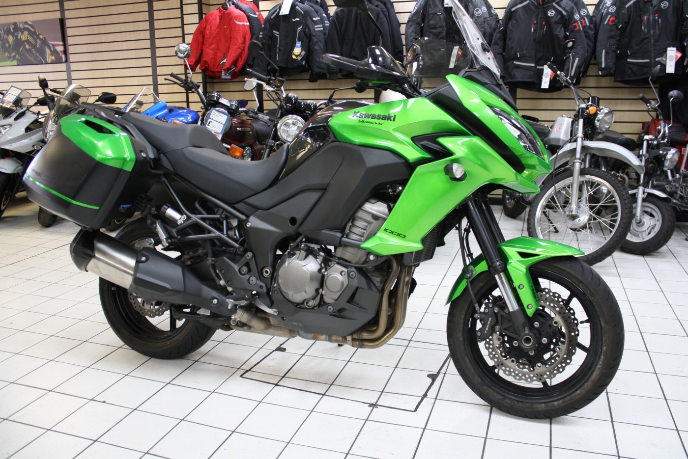Kawasaki KLZ 1000 Versys