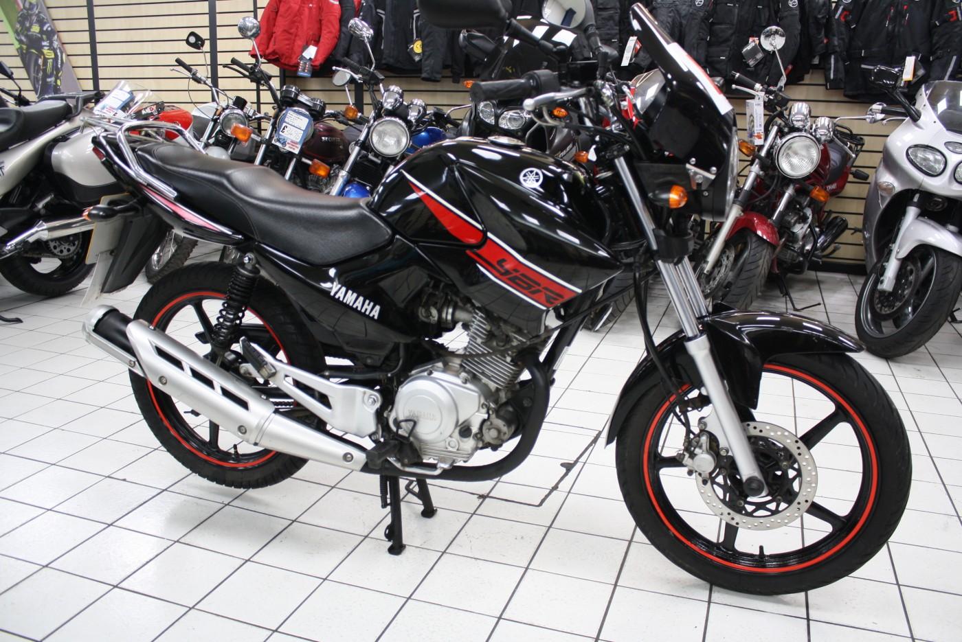 2013 Yamaha YBR 125 CC black