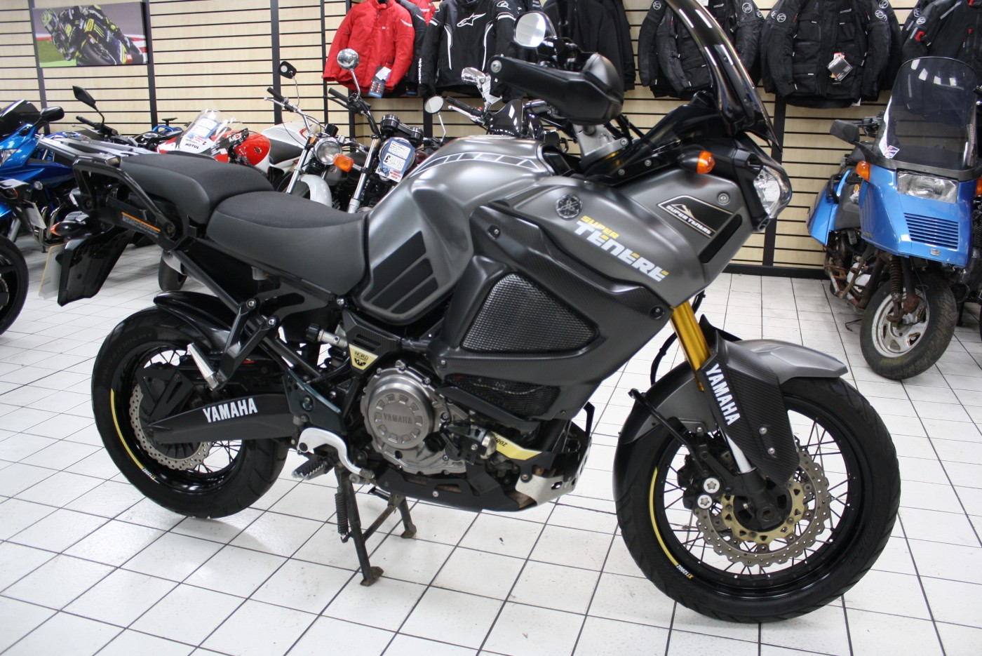 2013 Yamaha XT 1200 Z Super Tenere World Crosser