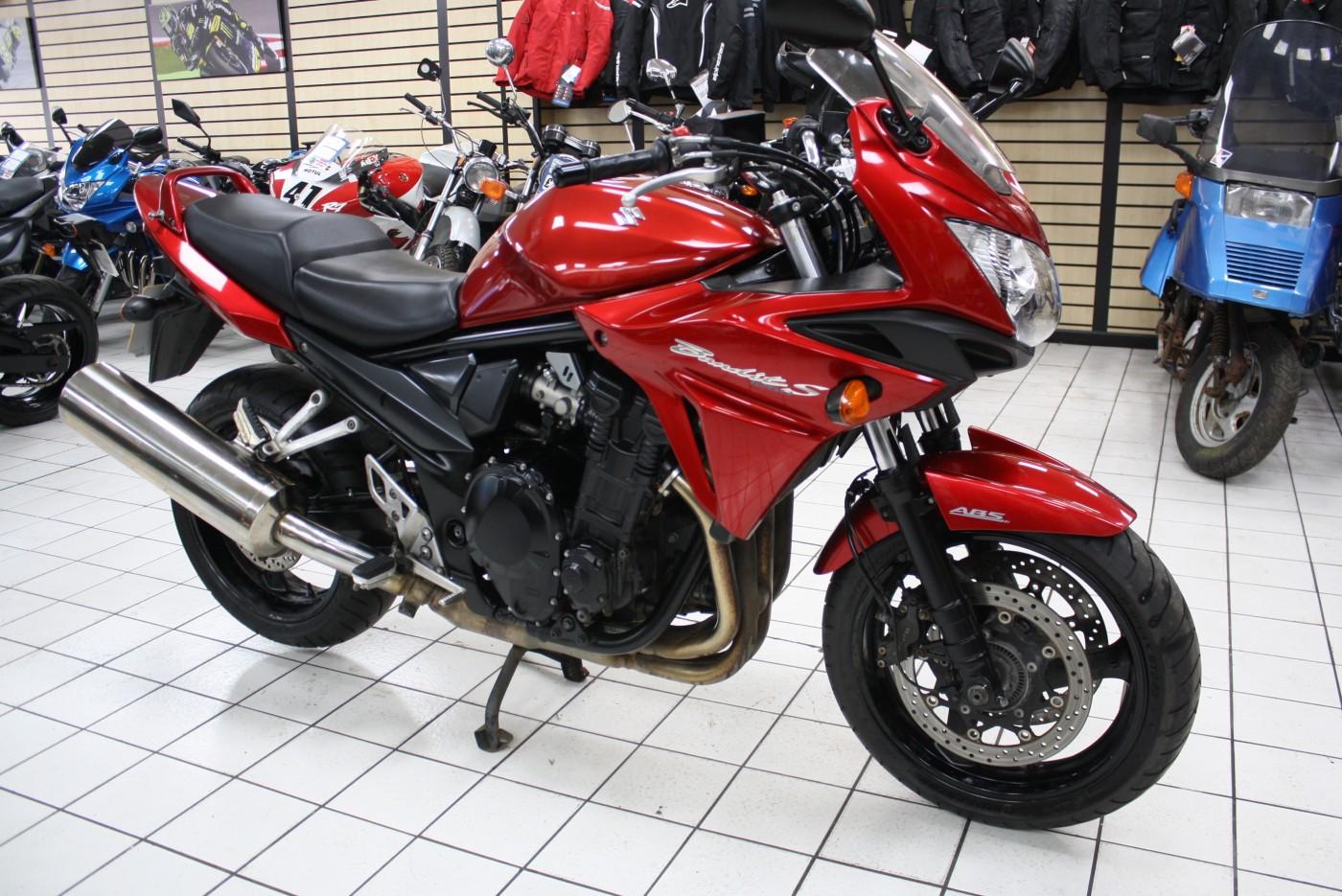 2015 Suzuki GSF1250 Bandit 25k